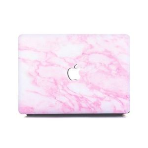 "Slick Case MacBook Pro Retina 15"" Pink Marble Case"